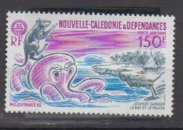 NOUVELLE CALEDONIE     1982         PA    N°   224     COTE      4 € 10         ( W 132 ) - Nuevos