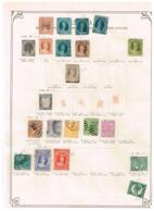 Queensland Ancienne Collection. Old Collection,  Altsammlung. Oude Verzameling - Sammlungen (ohne Album)