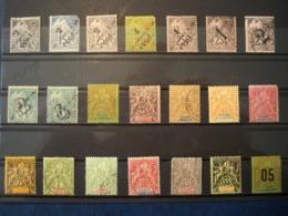 Colonies Françaises- Collection SAINT PIERRE & MIQUELON  Neuf Et Obl.- COTE + De 400 Euros - Sammlungen (ohne Album)