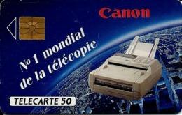 Télécarte Privée - D:589 - Canon N°1 De La Télécopie - Lot B 11833 - Frankreich