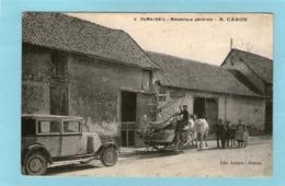 RUMAISNIL - Mécanique Générale - R.CARON - (Faucheuse Lieuse) - - Otros Municipios