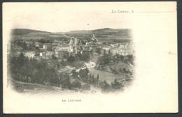 La Louvesc - Pap. Générale Bonnard - Voir 2 Scans - La Louvesc