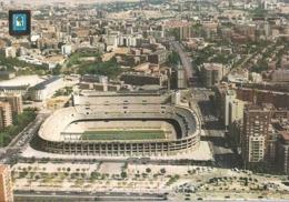 Madrid - Vista Aerea Estadio Santiago Bernabeu - Stadio - Stade - Stadion - Stadium - H1028 - Calcio
