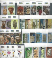 Malta - 2006  Full Year Except M/S, Europa And Last Two Sets. 32 Stamps MNH - Malta