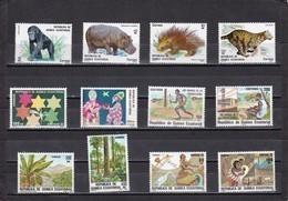 Guinea Ecuatorial Año 1983 Completo - Guinea Ecuatorial