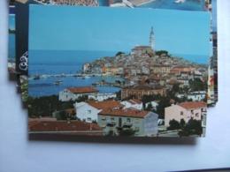 Kroatië Croatia Kroatien Croatie Rovinj City Ville Stadt - Kroatië
