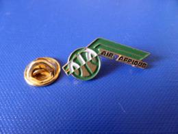 Pin's Air Afrique - Logo (L6b) - Avions