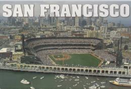 San Francisco - Oracle Park - Baseball - Estadio - Stadio - Stade - Stadion - Stadium - H1370 - Baseball