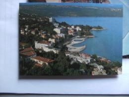 Kroatië Croatia Kroatien Croatie Opatija Helicopter View - Kroatië