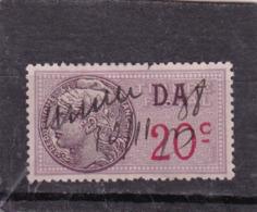 T.F.S.U N°176 II - Revenue Stamps