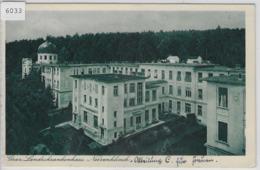 Graz - Landeskrankenhaus - Nervenklinik 1940 - Nach Tagelswangen - Graz