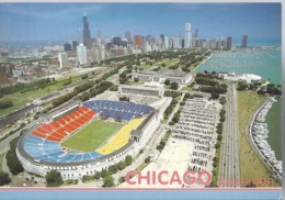 Chicago - Soldiers Field (Bears) - American Football - Estadio - Stadio - Stade - Stadion - Stadium - H1587 - Cartoline