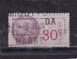 T.F.S.U N°178 II - Revenue Stamps
