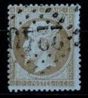 France Napoléon III 1862 - YT N°21 - Oblitéré - 1862 Napoleon III