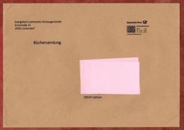 Buechersendung, Internetmarke 100 C, Lachendorf Nach Uelzen 2016 (79012) - [7] Repubblica Federale