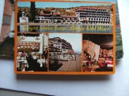 Macedonië Macedonia Struga Hotel Biser - Macedonië