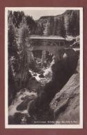 Graubünden - Julierroute - Brücke über Die JULA Bei SUR - GR Graubünden