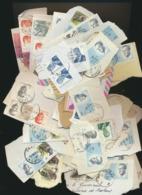 Lot De Environ 1,950 Kg De Timbres -voir Description - Stamps