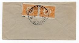 1911 TURKEY, THESSALONIKI, GREECE TO BELGRADE, SERBIA - 1858-1921 Ottoman Empire