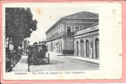Bresil - Campinas - Rua Barao De Jaguara - 3 Club Campineiro - Autres