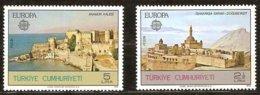 Cept 1978 Turquie Turkije Yvertn° 2213-14 *** MNH   Cote 7,50 Euro - 1921-... República