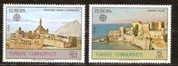 Turkije Turquie 1978 Yvertn° 2213-2214 *** MNH  Cote 7,50 Euro Cept Europa - 1921-... República