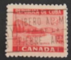 CUBA  YT 242 OBLITÉRÉ ANNÉE 1937 - Cuba