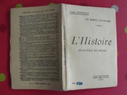 L'histoire. Les Genres Littéraires. Léon Levrault. 1923. Paul Mellotée - Boeken, Tijdschriften, Stripverhalen