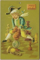 Repro D'Affiches Publicitaires Vintage Sur Métal Émaillé (Effet Bombé) - Ministre Des Affaires Étrangères - Cartelli Pubblicitari