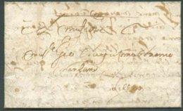 LAC D'YPRES Le 18 Janvier 1679 Vers Lille + Manuscrit (port) «2» (encre) - Superbe - 14594 - 1621-1713 (Spanish Netherlands)