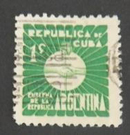CUBA YT 239 OBLITÉRÉ ANNÉE 1937 - Cuba