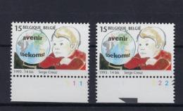 N°2531 (pltn°set) MNH ** POSTFRIS ZONDER SCHARNIER SUPERBE - Plate Numbers