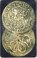 VENEZUELA(chip) - Monedas Antiguas Venezolanas/1/4 De Real, 01/99, Used - Timbres & Monnaies