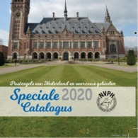 NVPH SPECIALE CATALOGUS 2020 HARDE KAFT - Holanda
