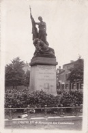 Photo Carte Châtelet Monument Des Combattants - Chatelet