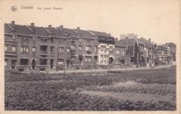 Châtelet Rue Joseph Wauters Circulée En 1949 - Chatelet