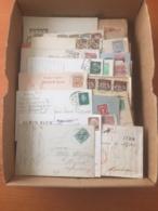 +++ Wunderbox 300+ Deustsches Reich Postkarten/Briefe Mit Zugstempel/Sonderstempel/Perfins Usw. +++ - Sammlungen (ohne Album)