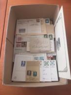 +++ Wunderbox 500+ Alle Welt Postkarten/Briefe +++ - Sammlungen (ohne Album)