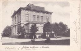 Châtelet Château Des Gaulx D.V.D.8048 Circulée En 1902 Voir Verso - Châtelet