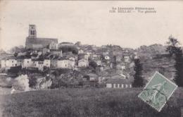 Cpa 1136 BELLAC VUE GENERALE - Bellac