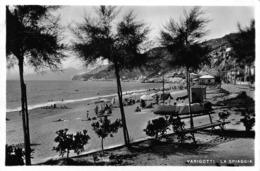 Varigotti La Spiaggia - 1935 - Savona