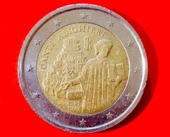 ITALIA - 2015 - Moneta - 750 Anni Della Nascita Di Dante Alighieri (1265-2015) - Euro - 2.00 - Italia