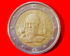 ITALIA - 2014 - Moneta - 450 Anni Nascita Di Galileo Galilei (1564) - Euro - 2.00 - Italy