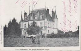 CPA Précurseur La Ville-Dieu, Par Magnac-Bourg (avec Scène De Fenaison) - France