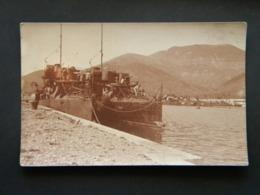 WARSHIPS - HUSZAR - MONITOR - AUSTRO - HUNGARIAN SHIP - Warships