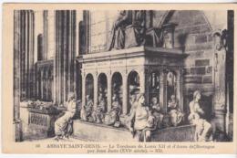 Le Tombeau De Louis X II - Et D' Anne De Bretagne  Par Jean Juste - Sculpturen