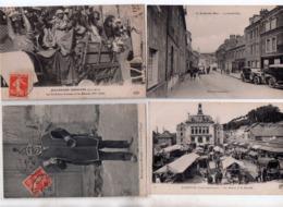 1 Lot De 10 Cartes Selection 15euros Frais De Port Compris - Cartes Postales