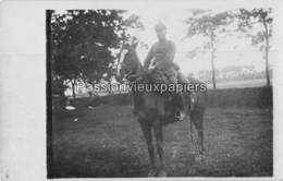 CARTE PHOTO ALLEMANDE  ICHTEGEM 1916 - Ichtegem