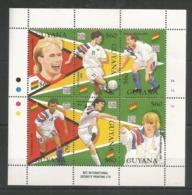 GUYANA - MNH - Sport - Soccer - Soccer