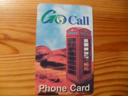 Prepaid Phonecard Canada - British Phone Box - Canada
